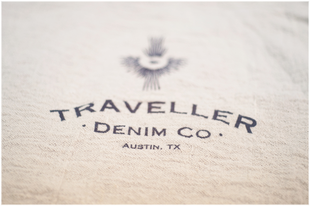 Traveller Denim, Screen Printing Austin TX, Silkscreen Austin Tx, Selenia Rios, Erik Untersee, Work By Land, Workbyland, Caleb Owen Everitt, Ryan Rhodes, Discharge